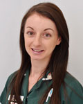 Amanda Hunter, nurse at The Village Veterinary Group