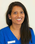 Priya Puranik, vet at The Village Veterinary Group