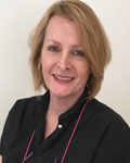 Sue Cocksedge, support team at The Village Veterinary Group