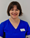 Miranda Bowden-Doyle, vet at The Village Veterinary Group